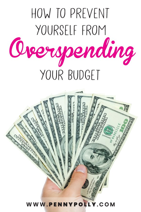 How to Prevent Yourself from Overspending Your Budget