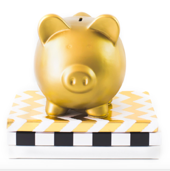 One way to build a better budget is to make saving money a priority