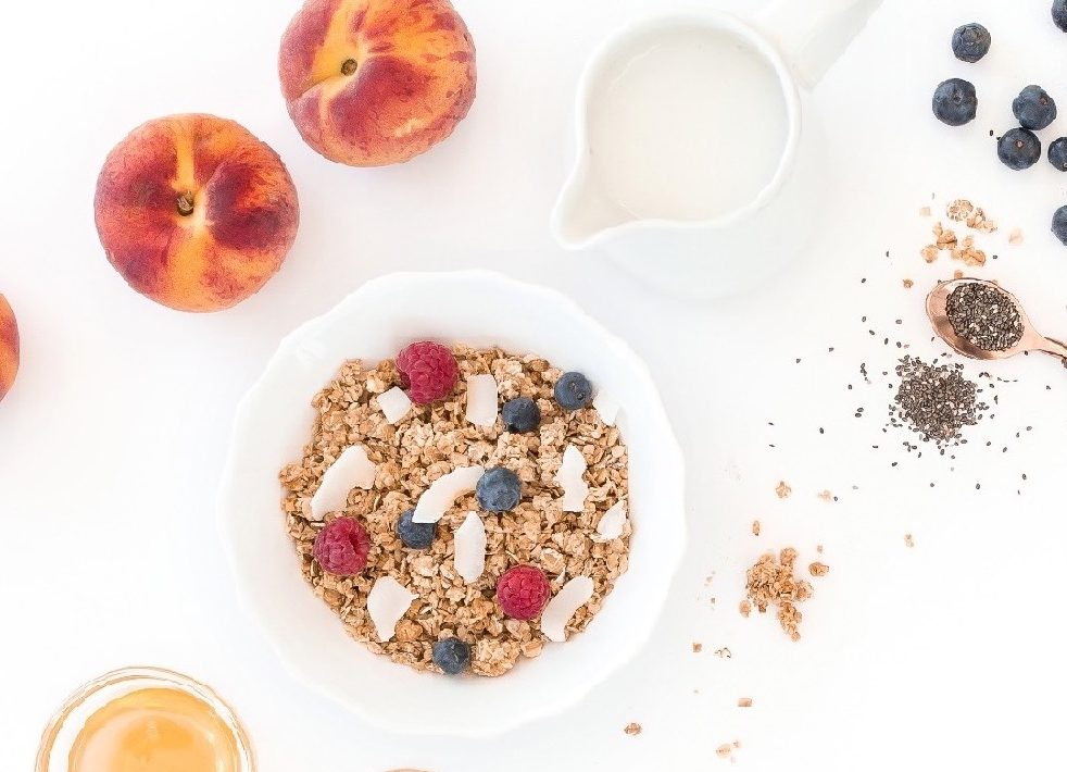 A smart way to start your day is with a healthy breakfast