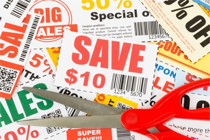 Use coupons to generate extra cash and pay down your debt more quickly