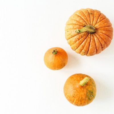 three perfect pumpkin recipes