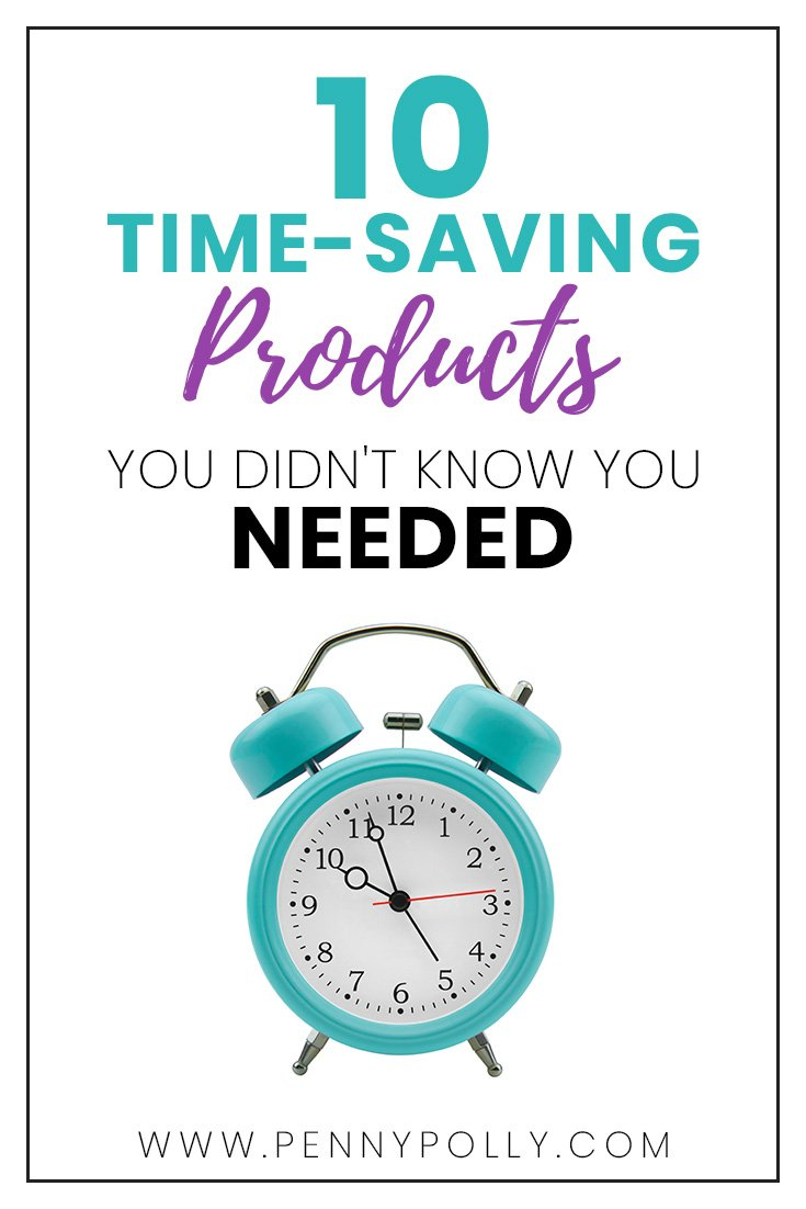 10 Time-Saving Products You Didn\'t Know You Needed