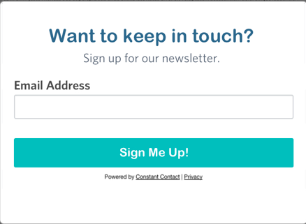 email sign up forms are a must-have tool for beginning bloggers
