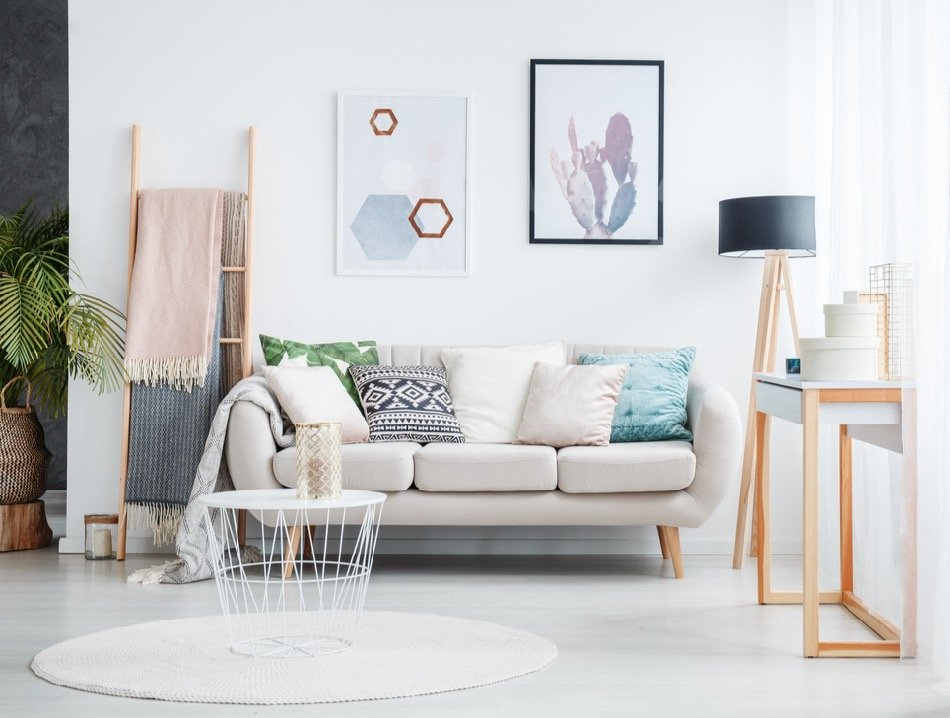 Styling your rental space is important for a successful AirBnb side hustle