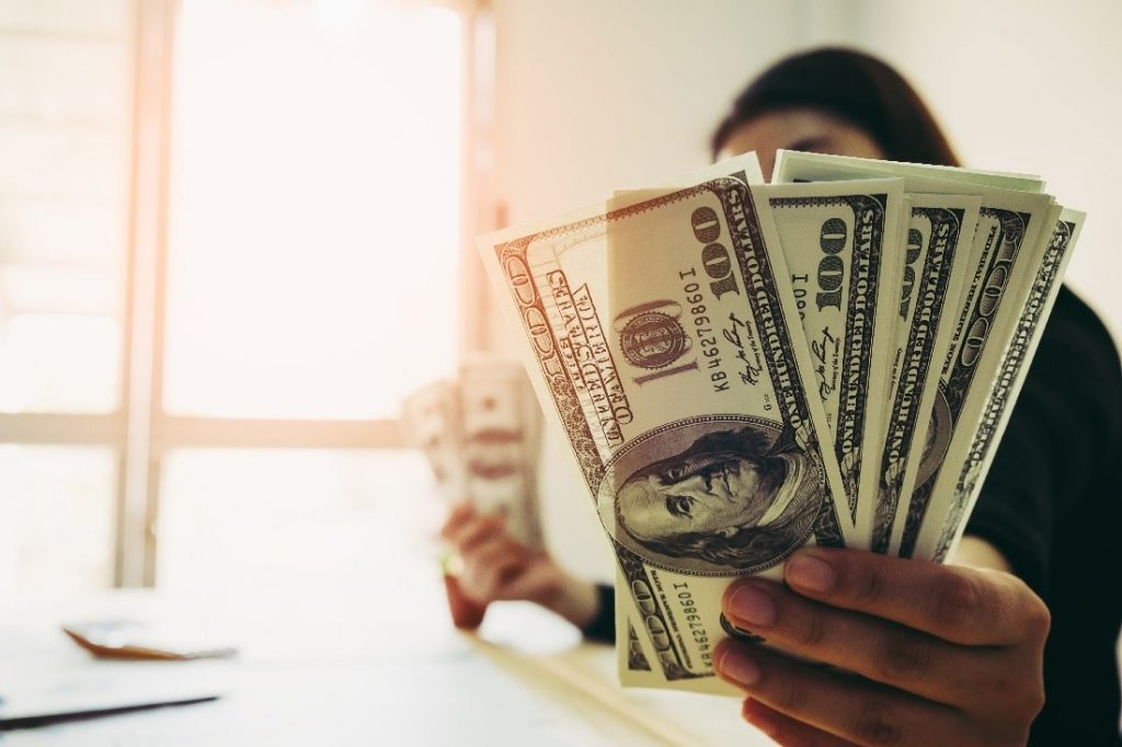 Take another job to make money so you can save money when your budget is tight